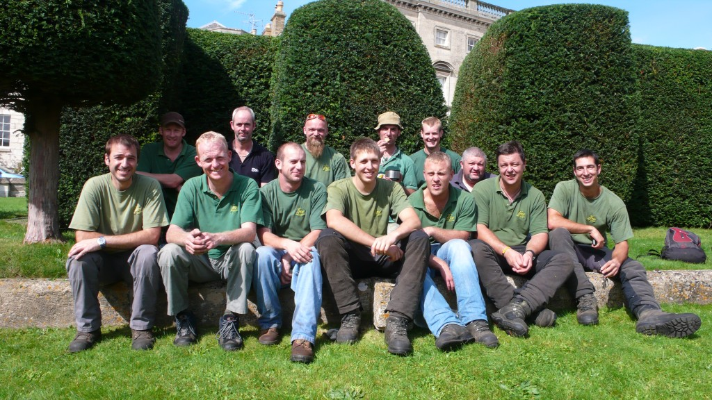 The Tree Maintenance Tree Surgery team